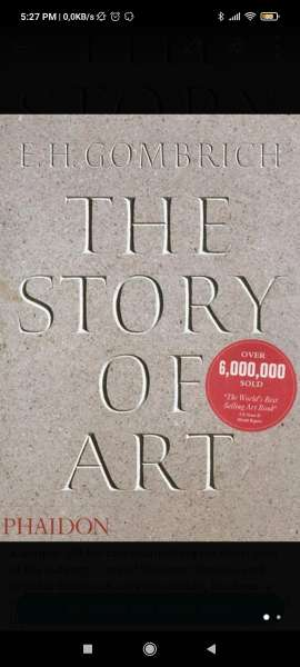Imagen The Story of Art by Gombrich, 688 pages