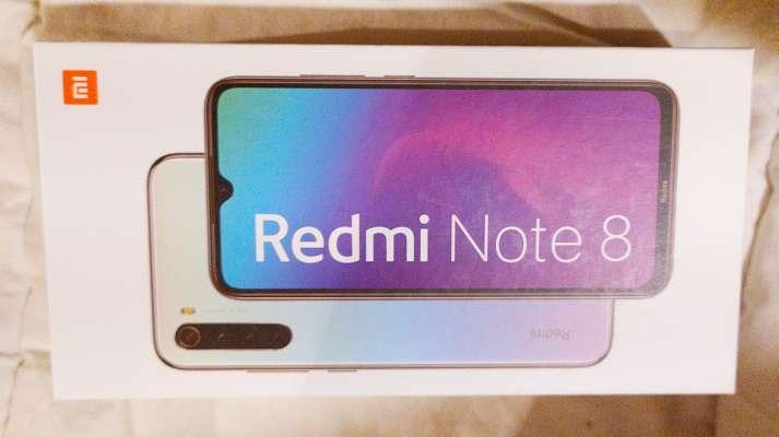 Imagen Vendo Xiaomi note 8
