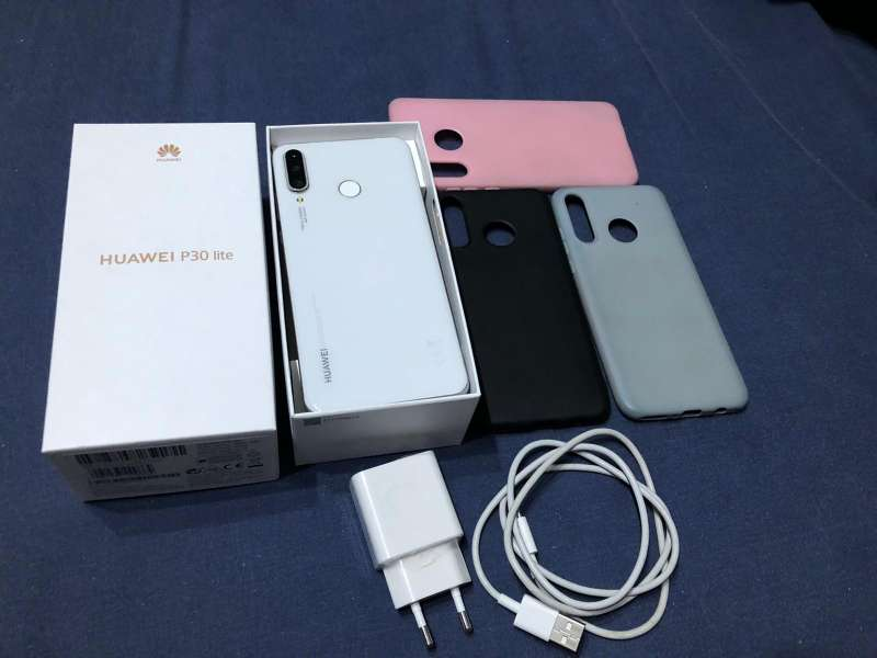 Imagen Huawei P30 Lite Blanco