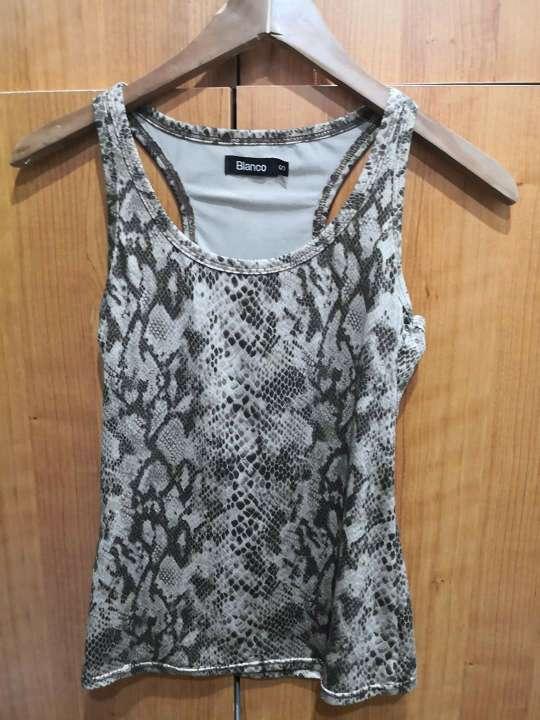 Imagen Camiseta leopardo