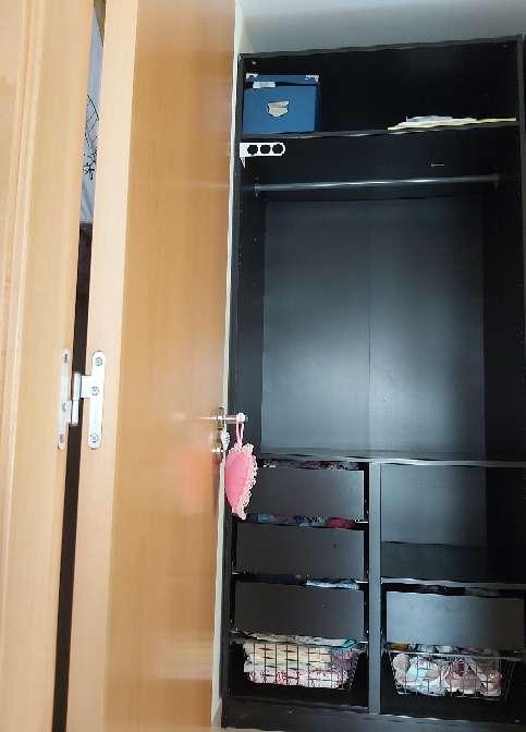 Imagen módulo vestidor