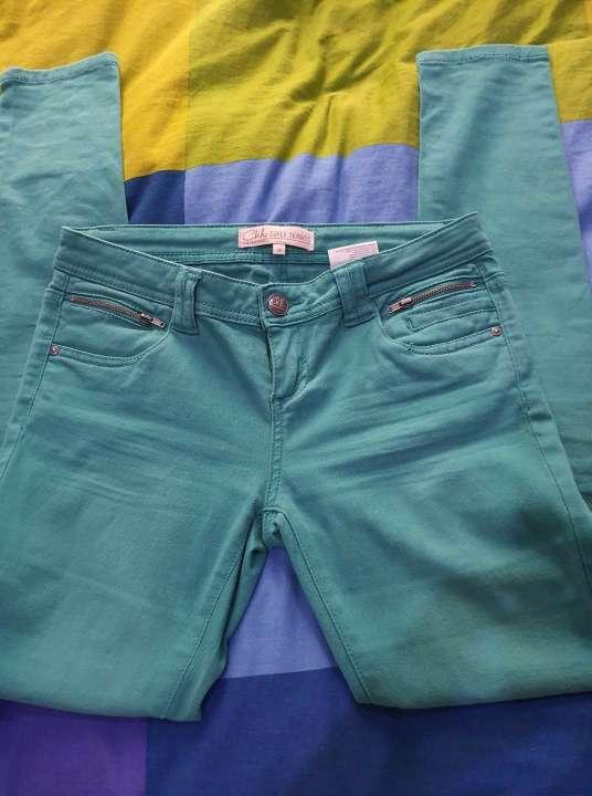 Imagen Pantalon color verde