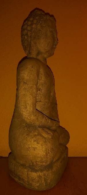 Imagen Figura Buda Zen 40cm