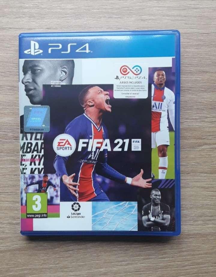 Imagen FIFA 21 ps4