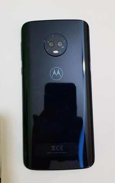 Imagen Moto G6 Plus