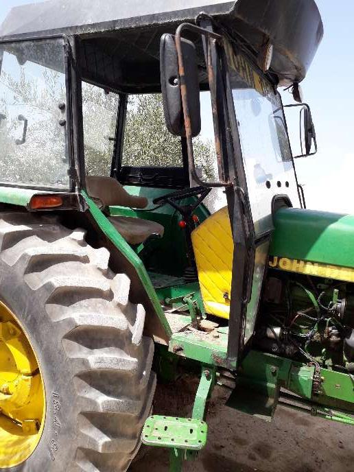 Imagen vendo tractor