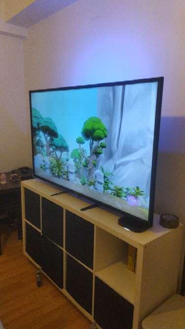 Imagen smart tv 60 pulgadas