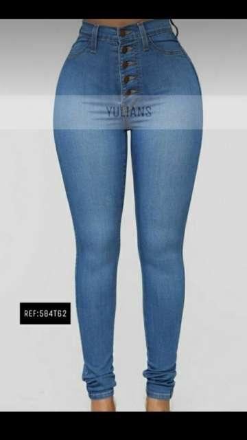 Imagen Pantalones julians a $25 fabricados con tela colombiana