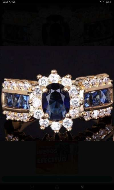 Imagen anillo para mujer