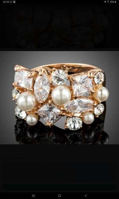 Imagen anillo elegante