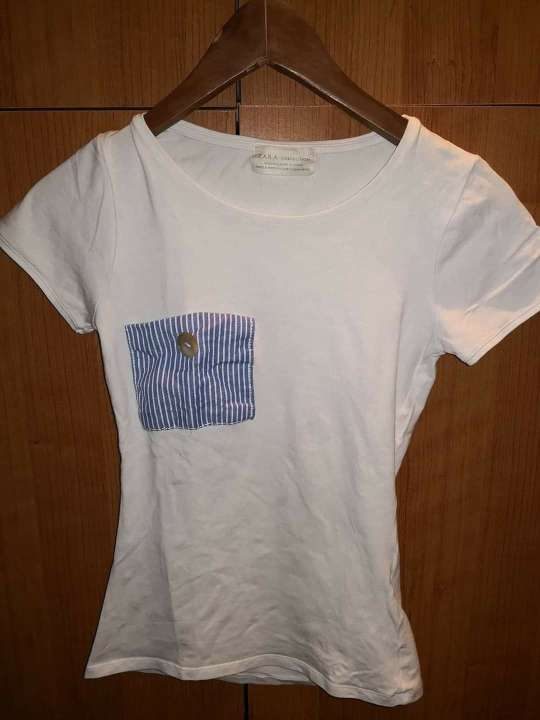 Imagen Camiseta de Zara
