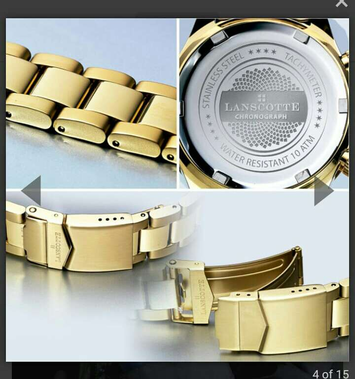 Imagen producto Reloj en caja danconrs sinbols 2