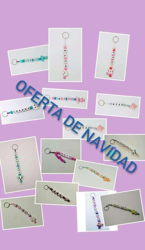 Imagen Llaveros Personalizados