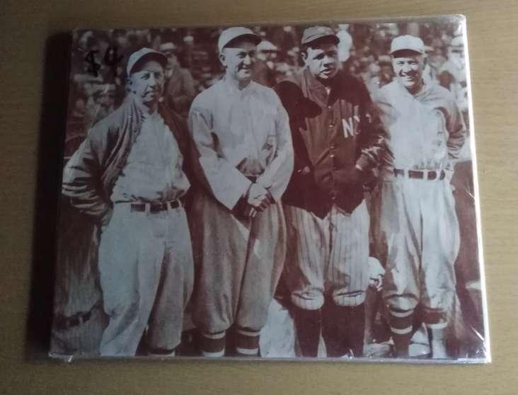 Imagen Fotografía de Babe Ruth