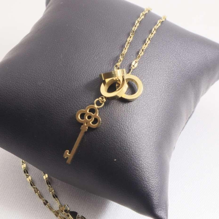 Imagen steel chain for her