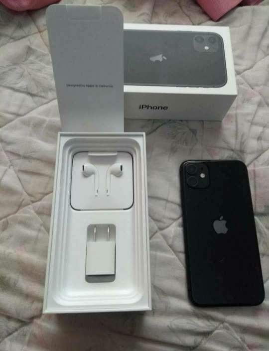 Imagen iphone 11 como nuevo