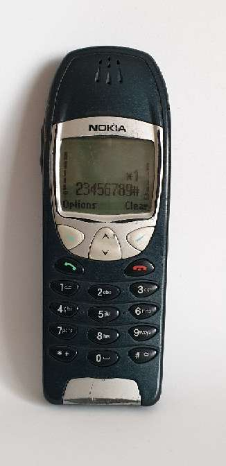 Imagen producto Nokia 6210 5