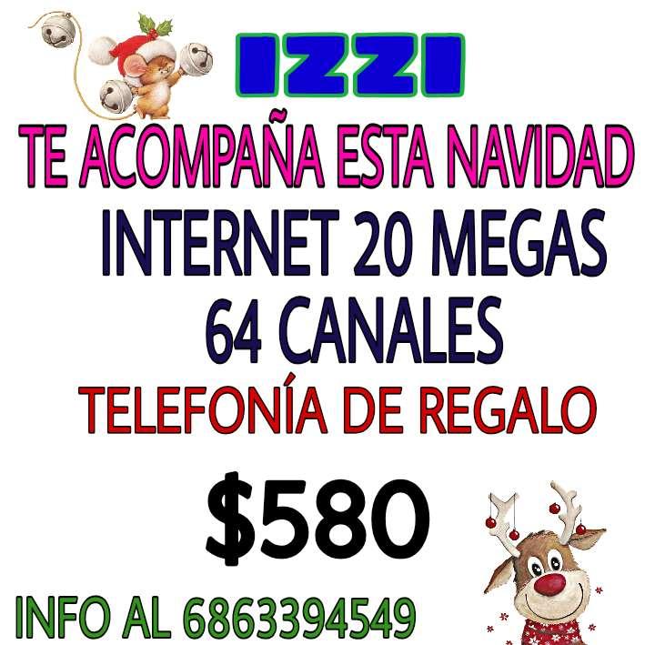 Imagen Internet y canales tv