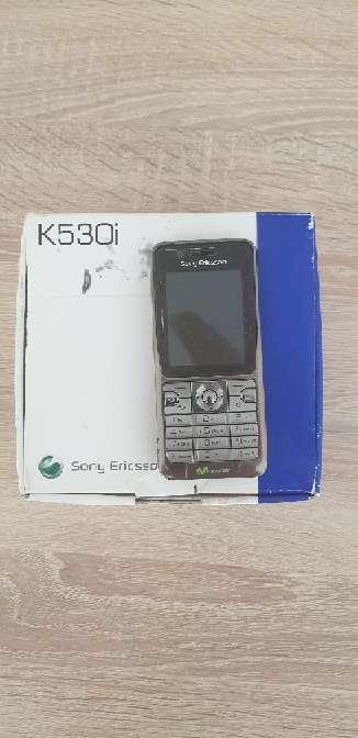 Imagen Sony Ericsson K530i