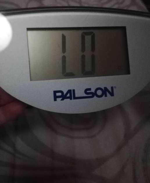 Imagen producto Báscula Baño Palson Electrónica 2