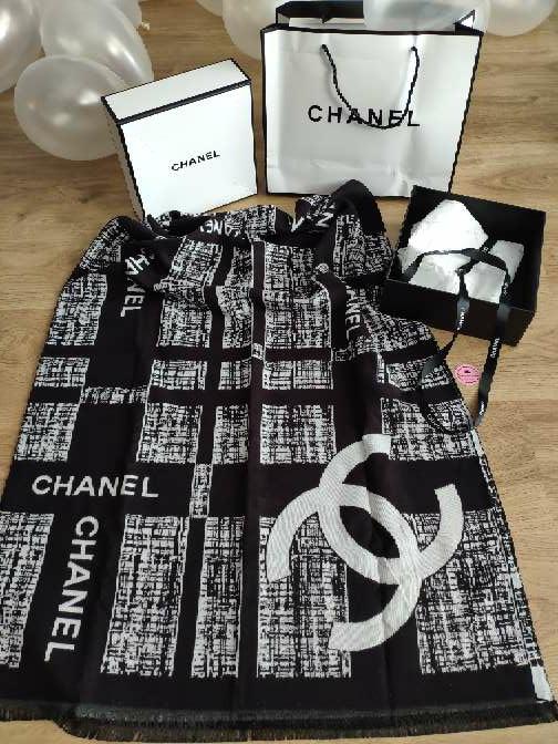 Imagen Bufanda Chanel 100% cashmere