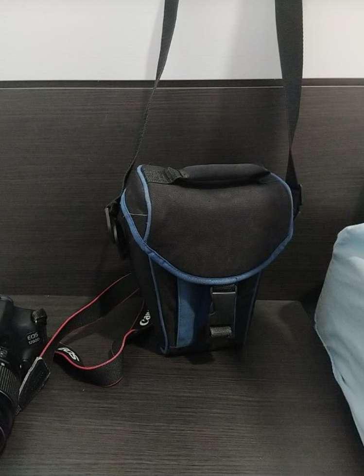 Imagen producto Cámara profesional Canon EOS1200D 5