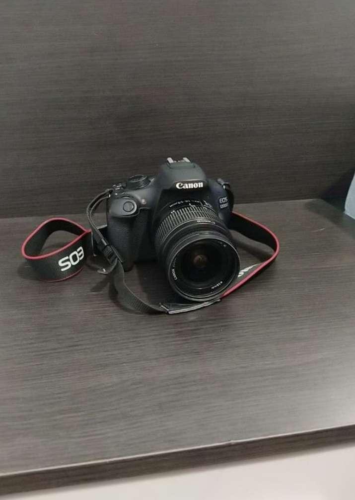 Imagen producto Cámara profesional Canon EOS1200D 2