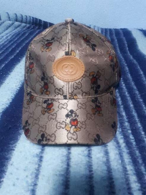Imagen Gorra Gucci nueva Mickey Mouse