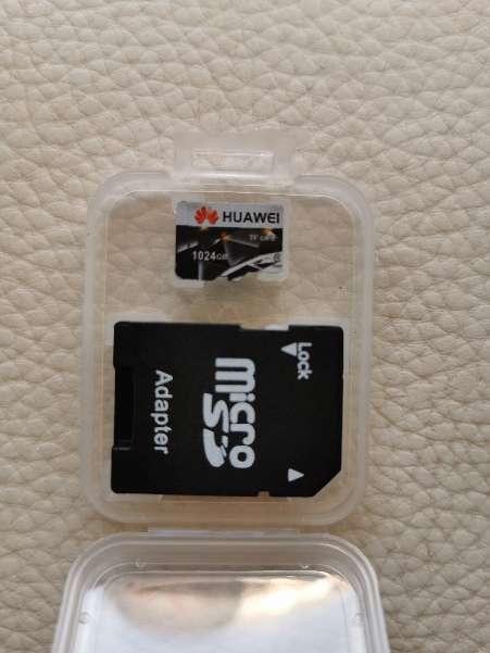 Imagen Tarjeta de memoria micro SD 1TB (1024 Gigas) nueva