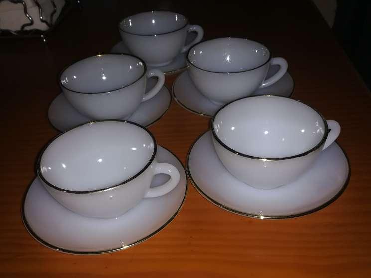 Imagen Juego de té o café Vintage
