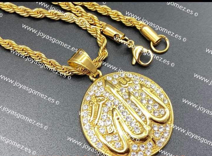 Imagen joyas de plata! Oro! Acero con Baño de Oro! y Acero a muy buenos Precios! ????????