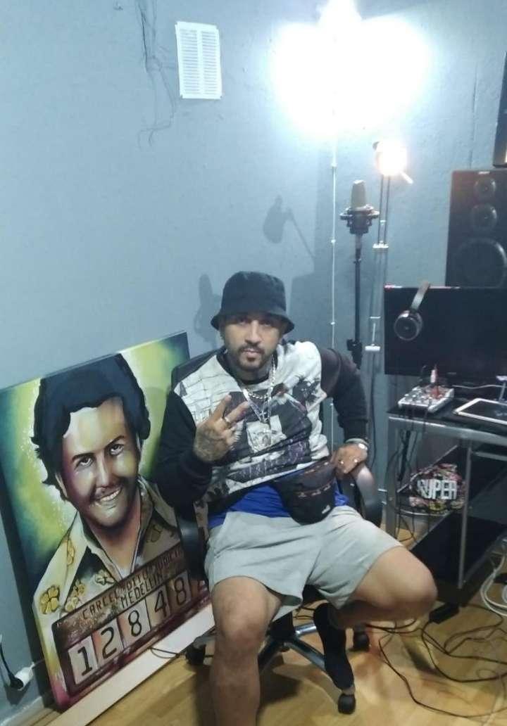 Imagen músic home studio