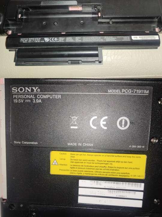 Imagen producto Portátil Sony VAIO Ordenador Portátil Rosa 9