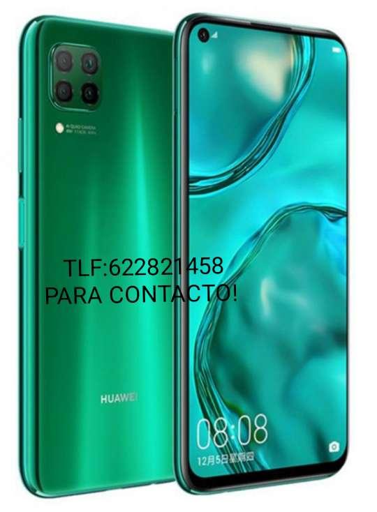 Imagen Huawei P40 Lite 128gb 6 ram verde