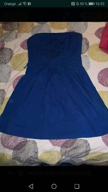 Imagen producto Vestido azul 1