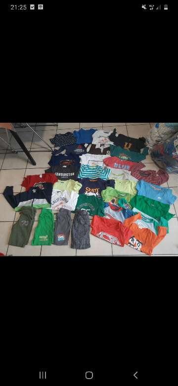 Imagen lote de ropa niño