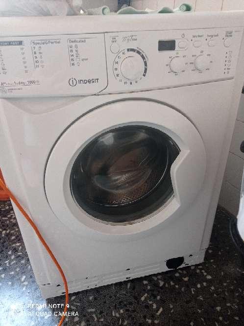 Imagen lavadora y secadora indesit!!