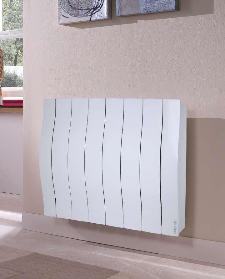 Imagen producto Radiador eléctrico bajo consumo 1250 W 4