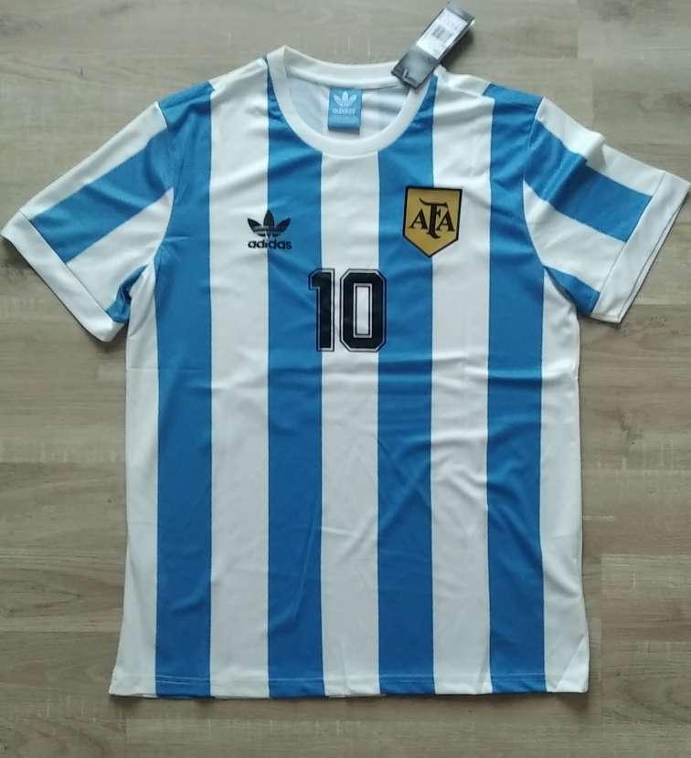 Imagen Camiseta vintage Argentina | Maradona #10