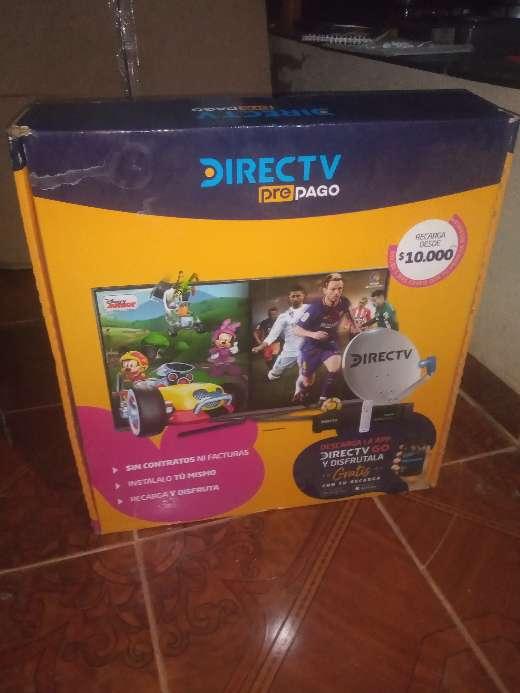Imagen kit Directv prepago