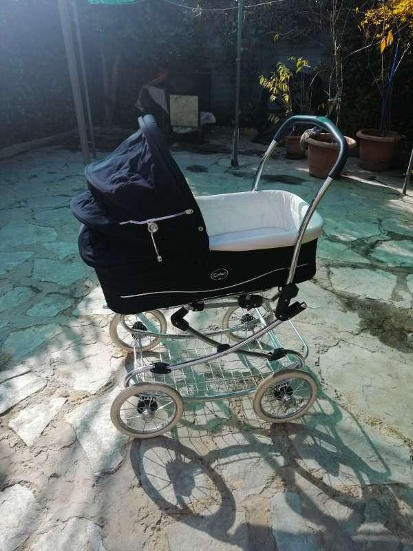 Imagen carro de bebé
