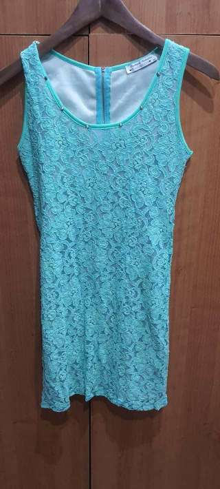 Imagen Vestido turquesa