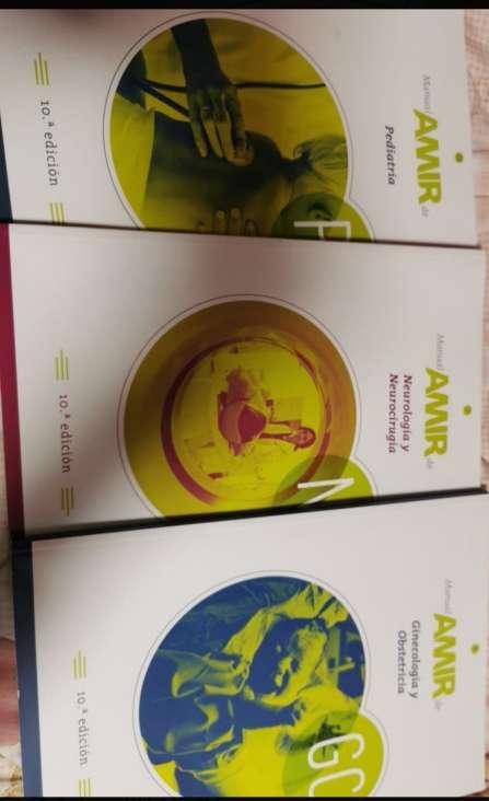 Imagen Manuales AMIR 10 Edición