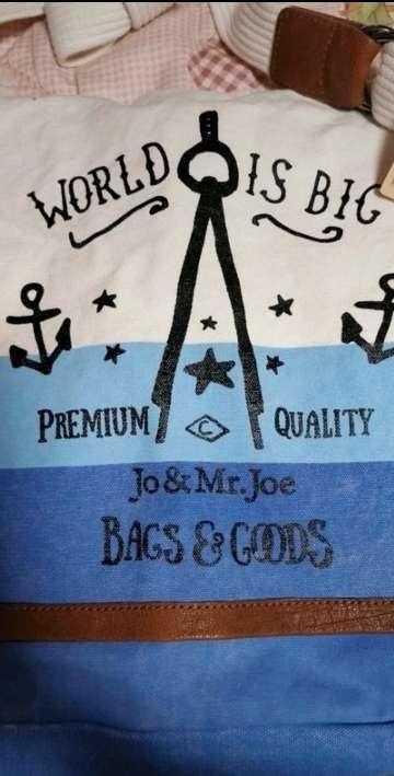 Imagen Bolso bandolera Jo & Mr Joe