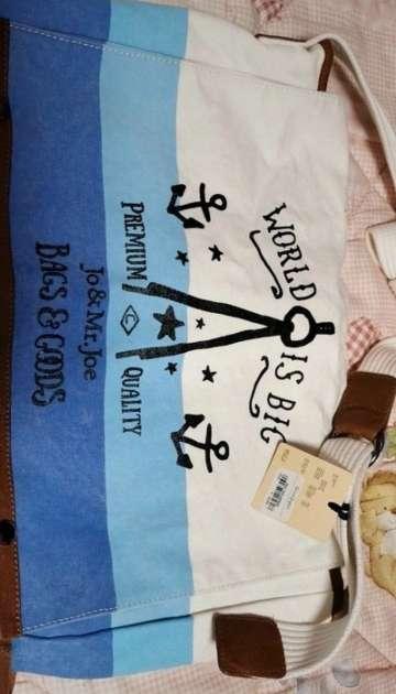 Imagen producto Bolso bandolera Jo & Mr Joe 2