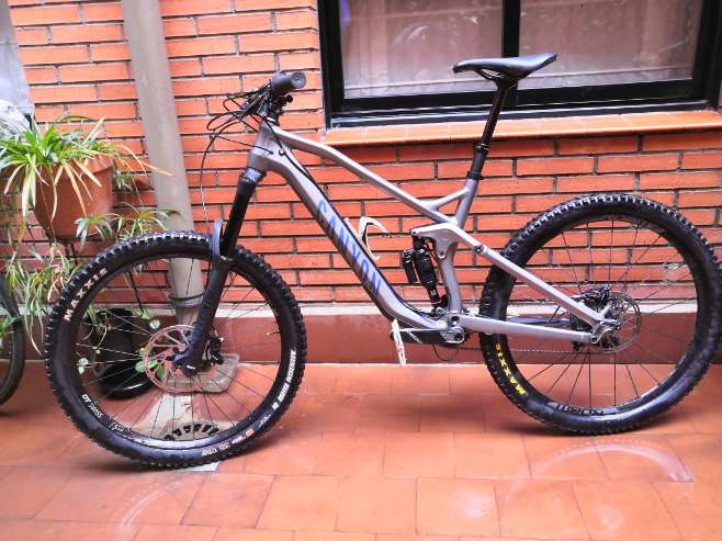 Imagen Bicicleta de enduro