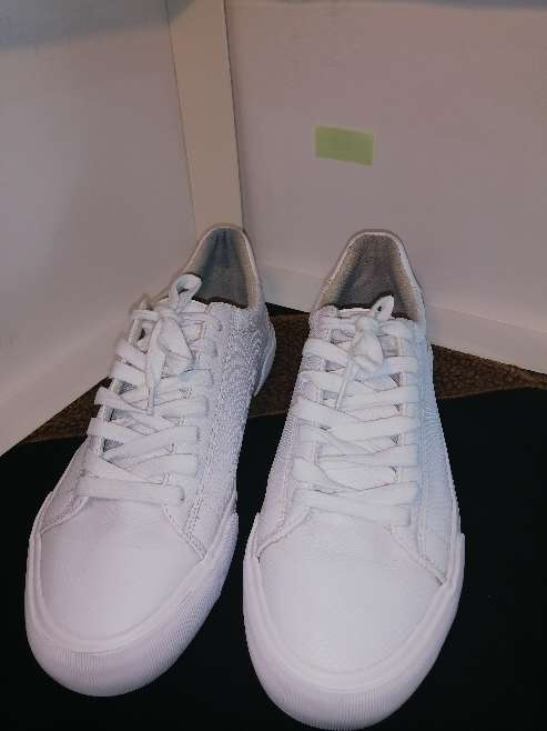 Imagen producto Zapatillas blancas Bershka  8