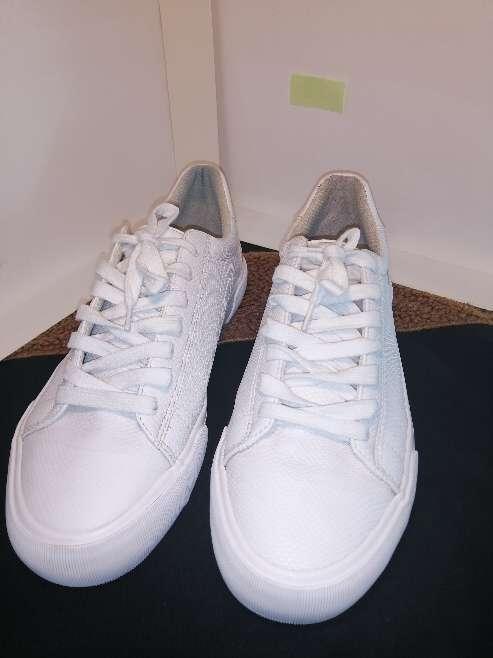 Imagen producto Zapatillas blancas Bershka  2