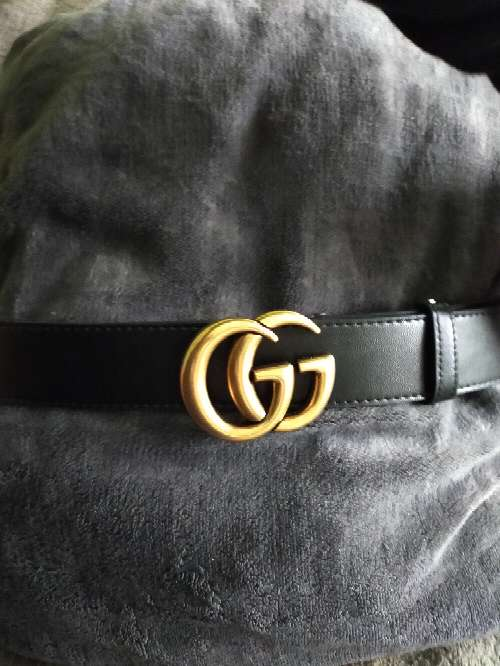 Imagen cinturón GG
