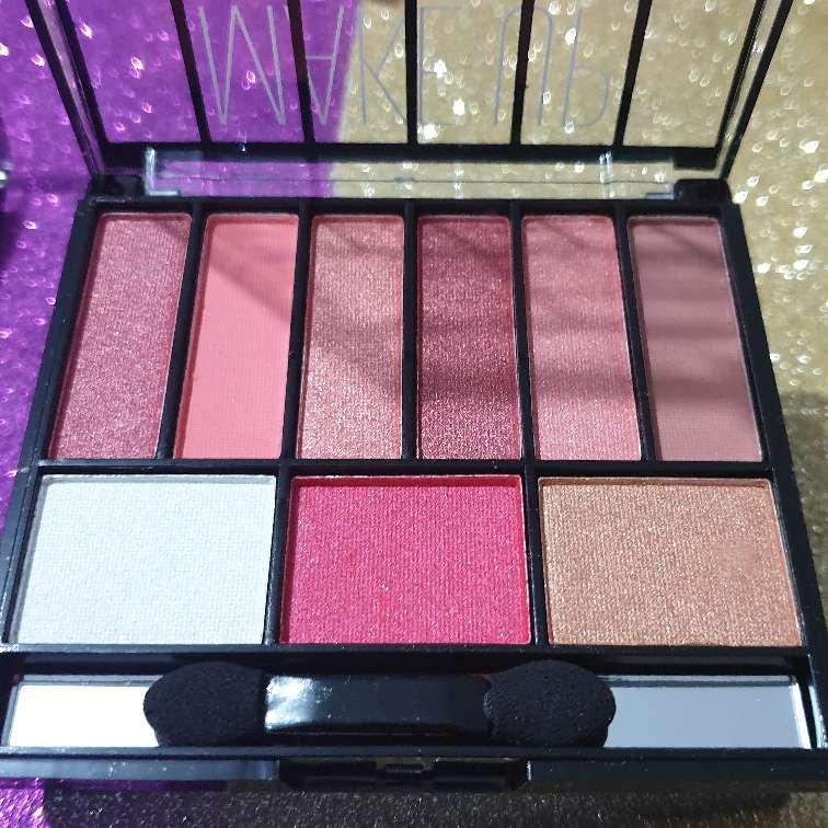 Imagen paleta sombras 9 colores